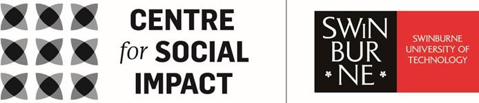 Centre for Social Impact, Swinburne University of Technology